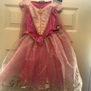 Walt Disney World sleeping beauty costume